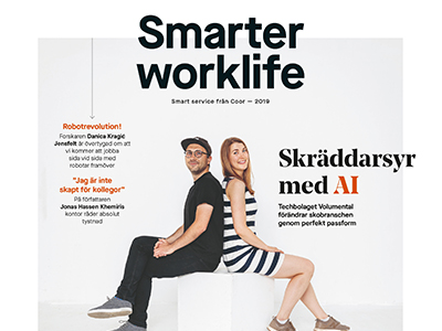 Magasinet Smarter Worklife | Coor