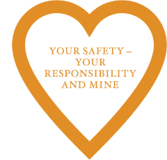 Safety heart