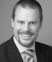 Johan Möller, Business Developer at Coor Service Management