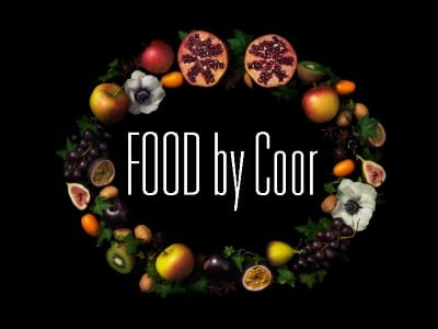FOOD by Coor, Food