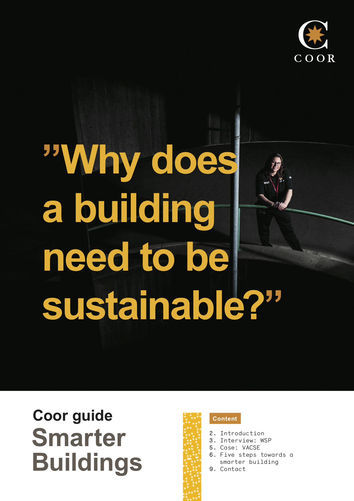 Smart building guide for property management | Coor